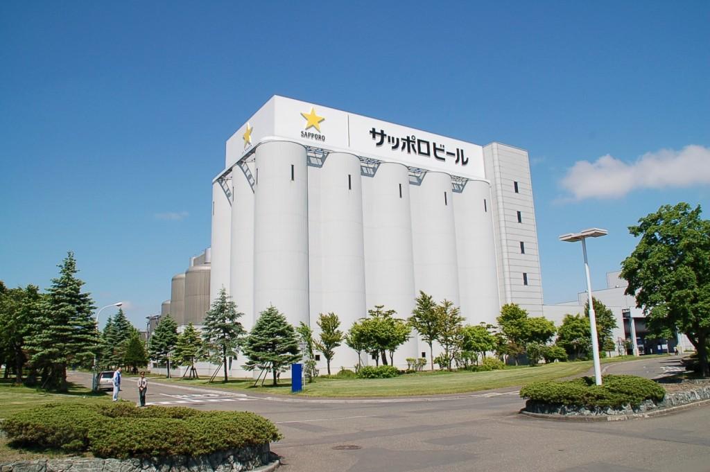 サッポロビール北海道新築工事